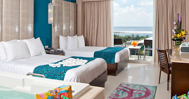Deluxe Family (2 Bedroom) - Hard Rock Hotel Cancun - All Inclusive - Cancun, Mexico